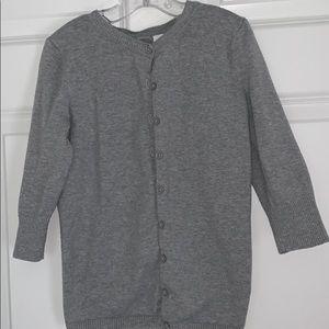 ❄️3/$15 BP Gray Sweater SzXS